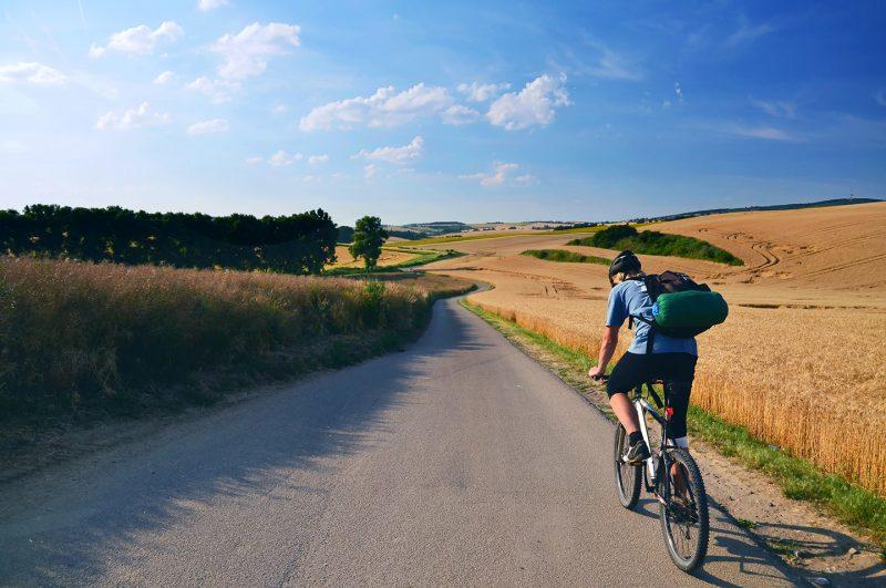 Für Wanderer & Fahrradfahrer